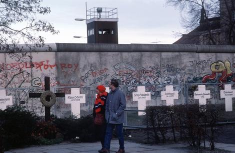 Berlinermauer1990